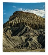 Mighty Mt. Garfield Fleece Blanket