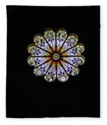 Minerva Glass Fleece Blanket
