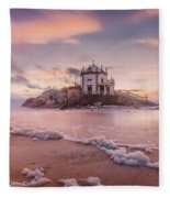 Miramar Beach Chapel Fleece Blanket