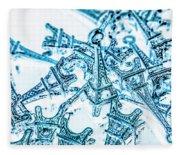 Monumental Miniatures Fleece Blanket