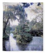 Mossy Lake Fleece Blanket