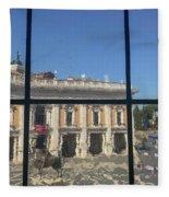 Musei Capitolini Fleece Blanket