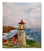 My Lighthouse Fleece Blanket