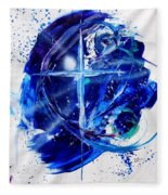 Mystery Of Faith Fleece Blanket