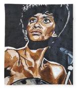 Nancy Wilson Fleece Blanket