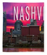 Nashville Fleece Blanket
