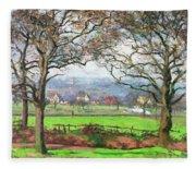 Near Sydenham Hill - Digital Remastered Edition Fleece Blanket