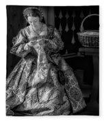 Needlework  4417bw Fleece Blanket