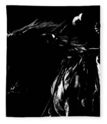 Night Riders Fleece Blanket