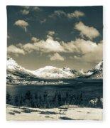 Nordland Fleece Blanket