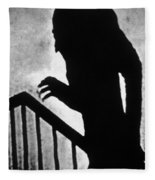 Nosferatu The Vampire Fleece Blanket