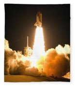 Now Is The Time To Launch Fleece Blanket