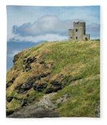 O'brien's Tower Fleece Blanket