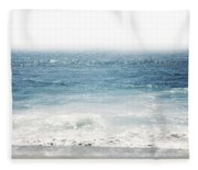Ocean Dreams- Art By Linda Woods Fleece Blanket