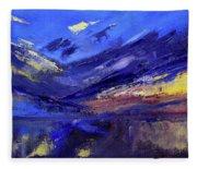 Ocean  Fleece Blanket