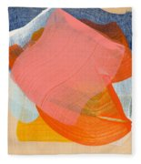 Out Of The Blue 10 Fleece Blanket