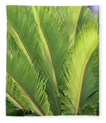 Palms Up Fleece Blanket