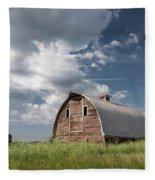 Palouse Barn 9652 Fleece Blanket
