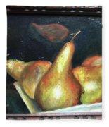 Pears Fleece Blanket