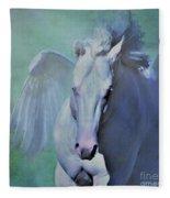 Pegasus Fantasy Fleece Blanket