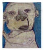 Picasso Fleece Blanket