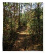 Pijnven Path Fleece Blanket