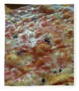 Pizzeria Ai Marmi Fleece Blanket