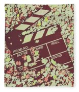 Popcorn Premiere  Fleece Blanket