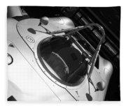 Porsche Spyder Fleece Blanket