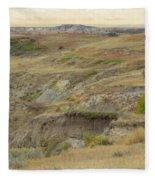 Prairie Edge September Reverie Fleece Blanket