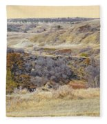 Prairie Slopes Reverie Fleece Blanket