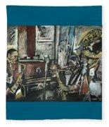 Preservation Hall Jazz Band Fleece Blanket