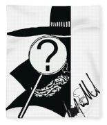 Q Fleece Blanket