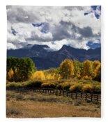 Ralph Lauren Ranch Fleece Blanket