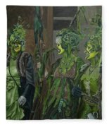 Rattlebag Hastings Fleece Blanket