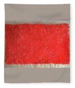 Red Pillow, Decorative. Ameynra Home Decor Fleece Blanket