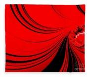 Red Sea. Fleece Blanket