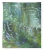 River Spirits Fleece Blanket