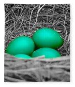 Robin's Nest Selective Fleece Blanket
