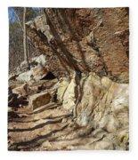 Rock Ledge Fleece Blanket