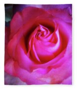 Rose 2 Fleece Blanket