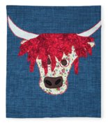 Rosie Fleece Blanket