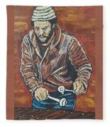 Roy Ayers Fleece Blanket