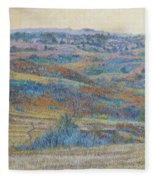 Russet Ridge Reverie Fleece Blanket