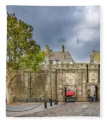 Saint-malo Gates Fleece Blanket