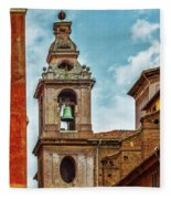Santa Maria In Traspontina Fleece Blanket