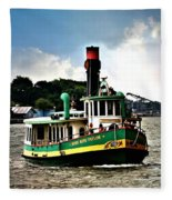 Savannah Belles Ferry Fleece Blanket