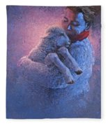 Saving Grace Fleece Blanket