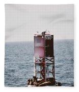 Sea Lions I Fleece Blanket