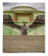 Seahorse Fleece Blanket